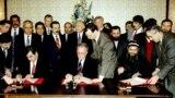 Азия: День национального единства в Таджикистане
