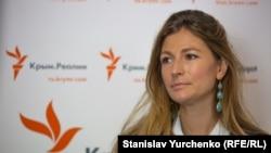 Первый заместитель министра информационной политики Украины Эмине Джеппар
