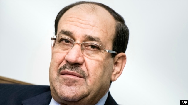 Iraqi Prime Minister Nuri al-Maliki has been widely criticized for fueling sectarian tensions by failing to give an adequate stake of power to Iraq's Sunnis and Kurds.