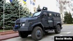 Украінскі бранявік «Варта-2»