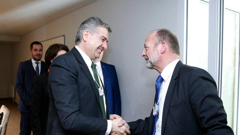 Վարչապետ Կարեն Կարապետյանը հանդիպել է Շվեյցարիայի Ազգային խորհրդի նախագահի հետ