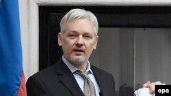 Cоздатель интернет-сайта WikiLeaks Джулиан Ассанж