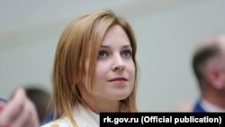 Крымдын прокурору Наталья Поклонская