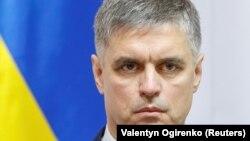 Міністар замежных справаў Украіны Вадзім Прыстайка.