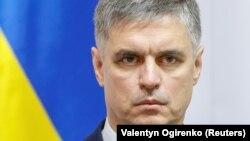وادیم پریستایکو، وزیر خارجه اوکراین