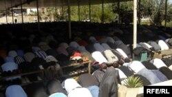 «Əbu Bəkr» məscidi, 18 may 2007