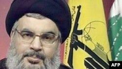 """Лидер """"Хезболлах"""" Хассан Насралла"""