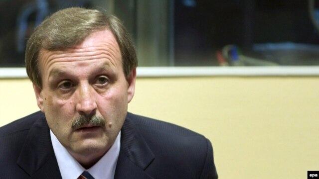 Milan Martić u Hagu - iz arhive