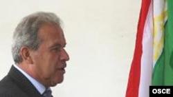 Former Tajik Interior Minister Mahmadnazar Solehov