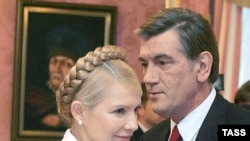 Yuşşenko və Timoşenko, 16 oktyabr 2007