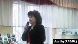"""Яктылык"" мәктәбе җитәкчесе Дания Абдрәхимова"