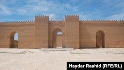 القصر الجنوبي لاحد ملوك بابل