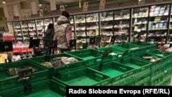 Bolonja: Poluprazne trgovine dok traje epidemija korone