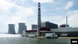 """Электростанция """"Темелин"""""""