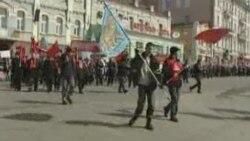 Владивостокта каршылык чарасы 15.03.2009