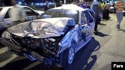 سازمان پزشکی قانونی ایران اواخر سال ۱۳۹۰ اعلام کرد که در دهه ۸۰ «بیش از ۲۴۱ هزار ایرانی» در تصادفات رانندگی جان باختهاند.