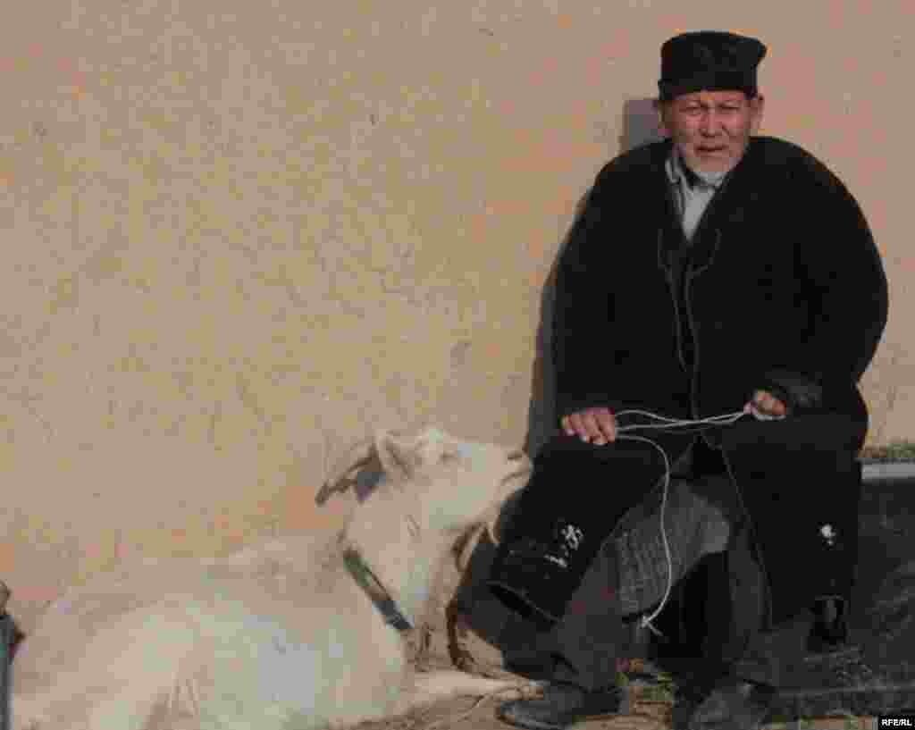 Бишкекские новостройки зимой #3