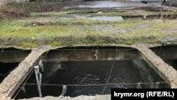 Подземная река в Симферополе