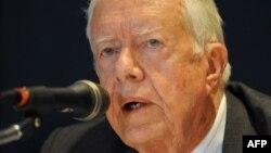 Ish presidenti amerikan Jimmy Carter
