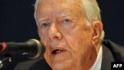 Поранешниот американски претседател Џими Картер