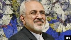 Иранскиот министер за надворешни работи Мохамад Џавад Зариф.