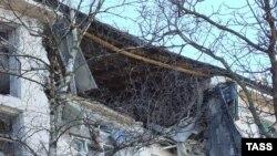 Пострадавший дом восстановят в течение двух месяцев