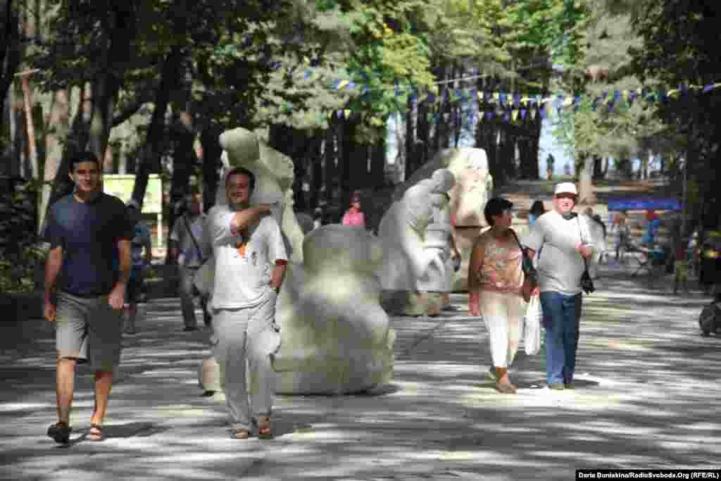 На фестивалі «Живий камінь» у Черкасах