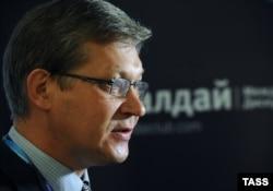 Владимир Рыжков на Валдайском форуме