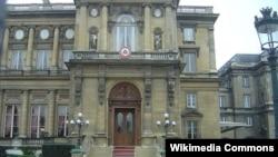 Ֆրանսիայի ԱԳՆ շենքը Փարիզում