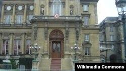 Будівля МЗС Франції в Парижі, архівне фото