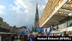 Šetnja za Vojvodinu