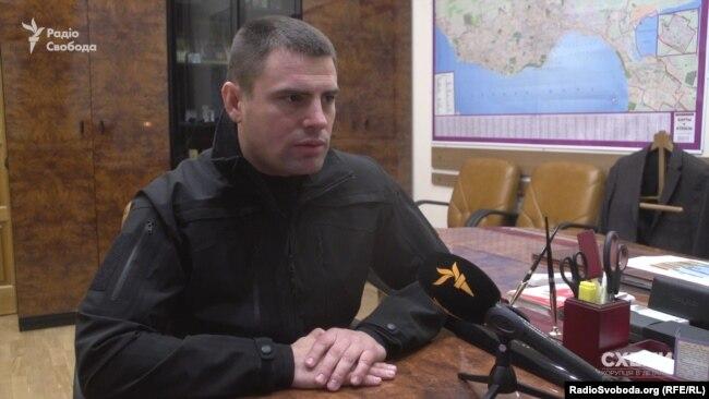 Начальник управління превентивної діяльності ГУНП в Одеській області Іван Іщенко