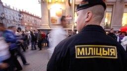Маўклівы пратэст, Менск, 2011 год