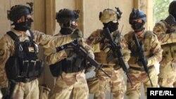 عناصر من جهاز مكافحة الإرهاب