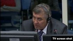 Tomislav Kovač tokom svjedočenja 1.11.2013.