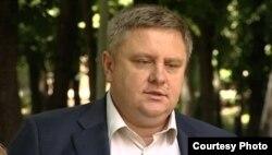 Начальник Управління Національної поліції Києва Андрій Крищенко