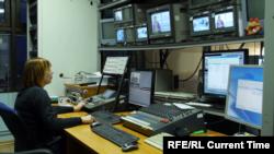 Скріншот відеорепортажу телеканалу «Настоящее время»