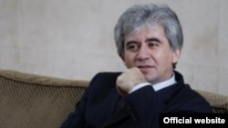 Абдуфаттох Шарифзода, пресс-секретарь президента РТ