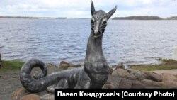 Цмок Лепельскага возера