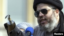 Abu Hamza al-Masri has been extradited from the U.K. to the United States.