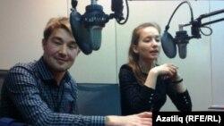 Илсур Нәфыйков һәм Алисә Җамалиева