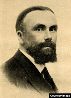 Vladimir Cristi (Foto: Gh. V. Andronachi, Albumul Basarabiei în jurul marelui eveniment al unirii, Chișinău, 1933)