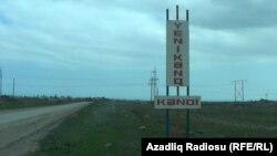 Siyəzən rayonu, Yenikənd kəndi