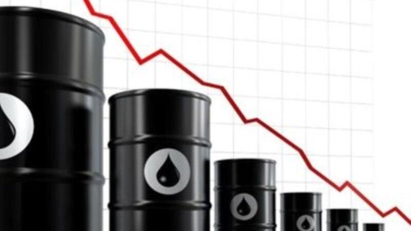 Боязнь дешевой нефти