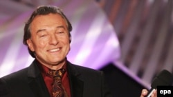 "One of Karel Gott's most recent hits was the song, ""I've Been Buried A Hundred Times."""