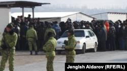 Кыргыз-тажик чек арасындагы чыр. 17-декабрь, 2013-жыл.