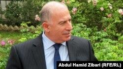 نائب رئيس الجمهورية اسامه النجيفي(من الارشيف)