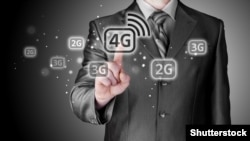 Generic -- 3G, 4G mobile internet