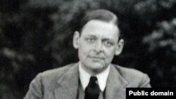 Томас Стернз Элиот, 1934 год