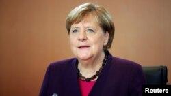 Kancelarja gjermane, Angela Merkel.